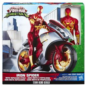 Spiderman TITAN HERO SERIES VEHICLE AST