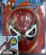 Spiderman Ultimate s maskou 8-10 let