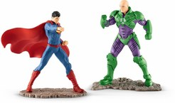 SUPERMAN a LEX LUTHOR