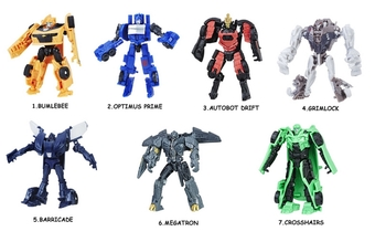 Transformers MV5 Figurky Legion