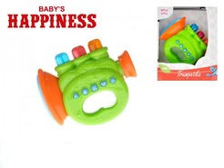 Trumpeta na baterie Baby´s Happiness