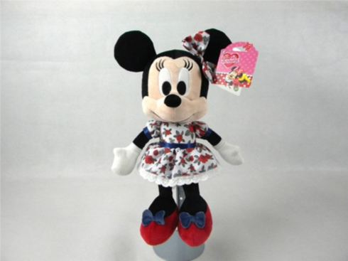 Walt Disney I Love Minnie Rose plyš 25 cm