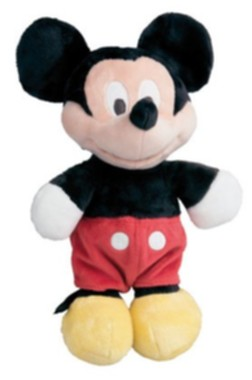 Walt Disney Mickey Flopsies 36cm